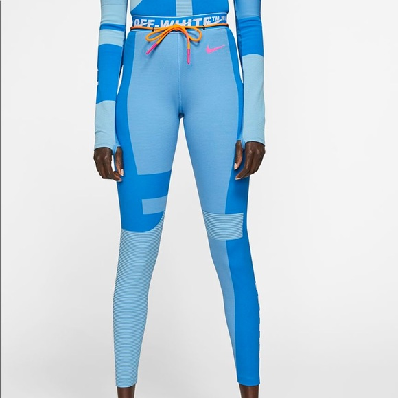 Nike X Offwhite Leggings